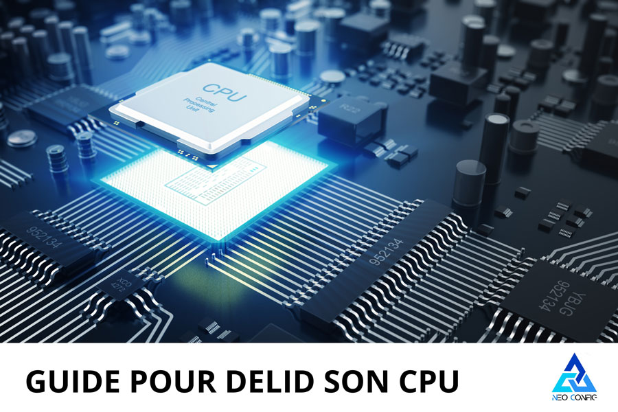 Delid CPU : tuto complet