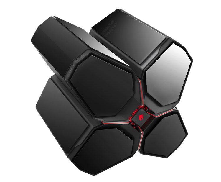 Boitier PC Gamer Quadstellar