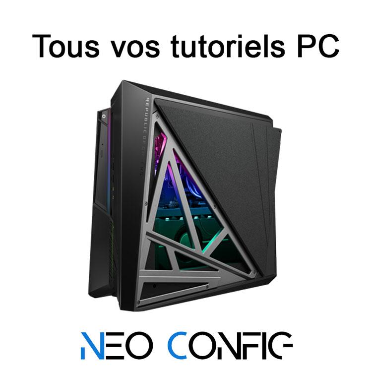 Vos tutos PC
